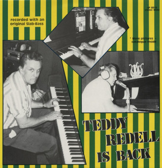LP - Teddy Redell - Is Back