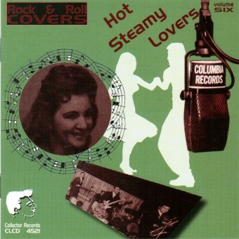 CD - VA - Rock & Roll Covers - Hot Steamy Lovers Vol. 6