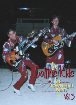 DVD - Collins Kids - At Town Hall Party Vol. 3
