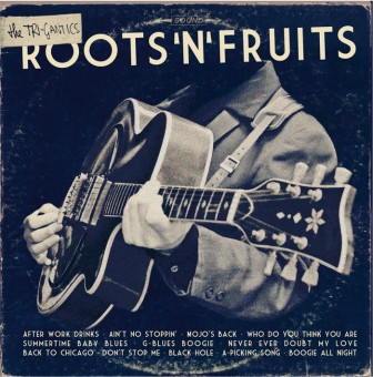 CD - Tri-Gantics - Roots'n'Fruits
