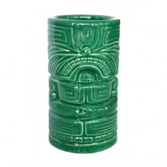 Shot Mug - Hawaiian Tiki 'Money'