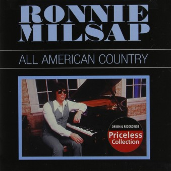 CD - Ronnie Milsap - All American Country