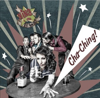 10inch - Nina & The Hot Spots - Cha-Ching