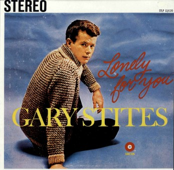 LP - Gary Stites - Lonely For You