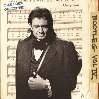 LP-3 - Johnny Cash - Bootleg 4: The Soul Of Truth