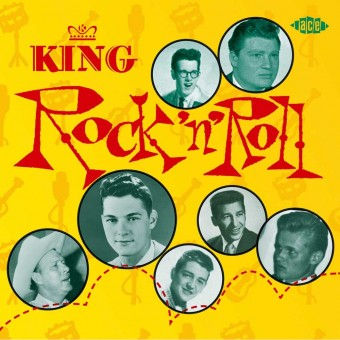 CD - VA - King Rock and Roll