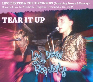CD - Levi Dexter & The Ripchords - Tear It Up