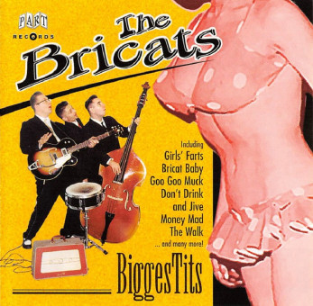 CD - Bricats - BiggesTits