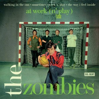 Single - Zombies - At Work (n' Play)