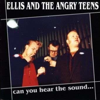 CD - Ellis & The Angry Teens - Can You Hear The Sound