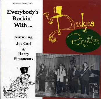 LP - Dukes Of Rhythm - Everybodys Rockin