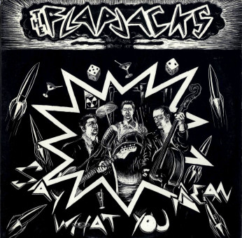 LP - Flapjacks - Say what you mean