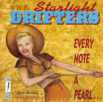 CD - Starlight Drifters - Every Note A Pearl