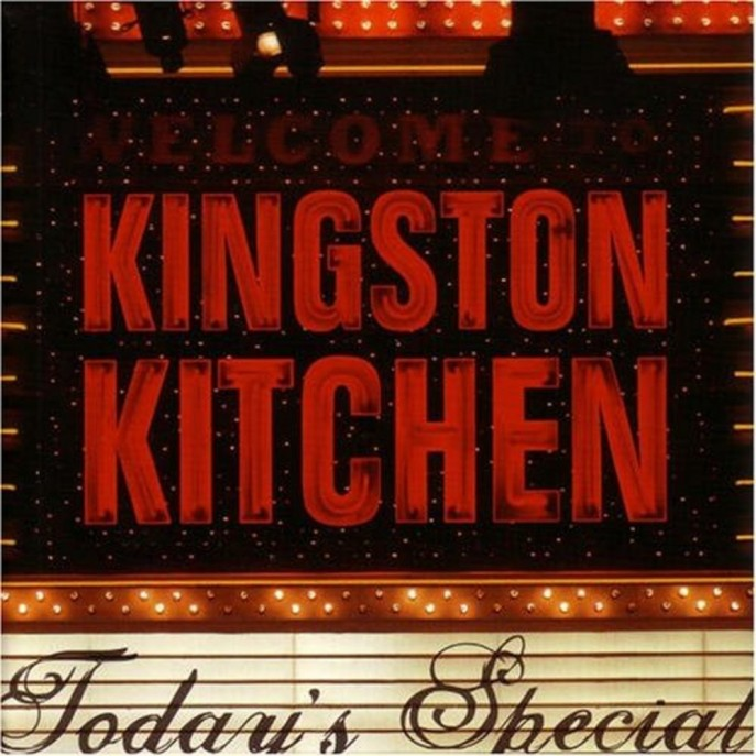 CD - Kingston Kitchen - Today's Special