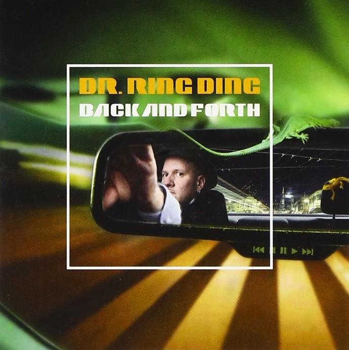 CD - Dr. Ring Ding - Back And Forth