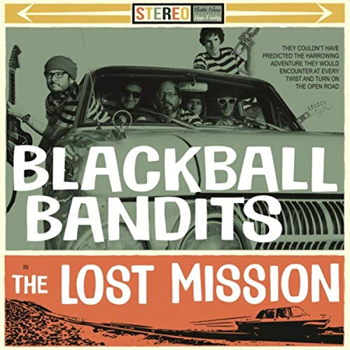 CD - Blackball Bandits - Lost Mission