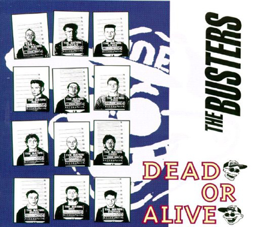 CD - Busters  - Dead Or Alive