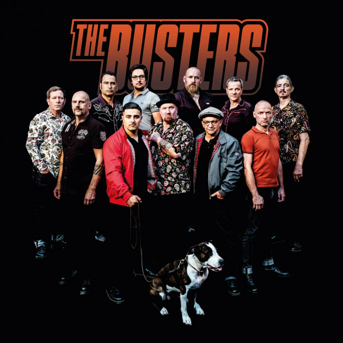 LP - Busters - The Busters