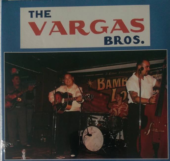 CD - Vargas Brothers - Re-Release