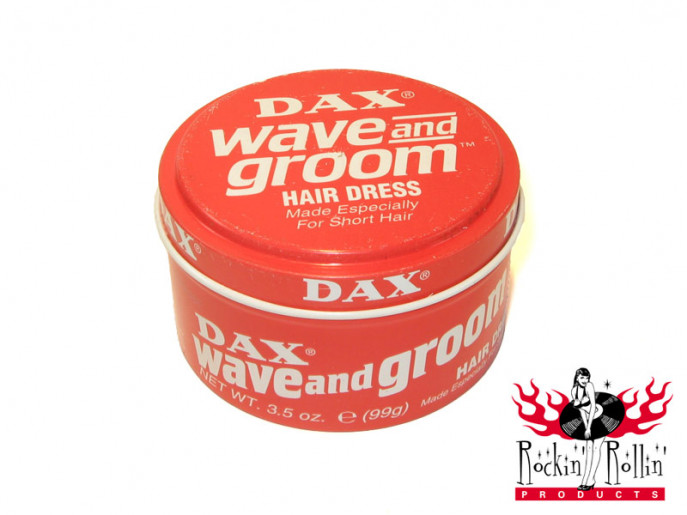 Pomade - Dax - Wave And Groom (99g)