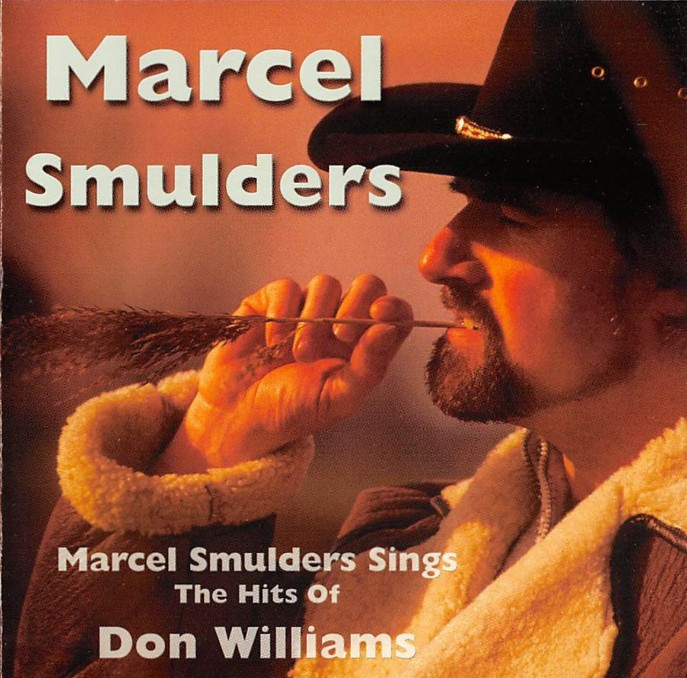 CD - Marcel Smulders - Sings the Hits of Don Williams