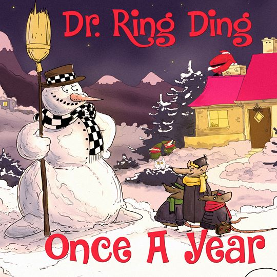 LP - Dr. Ring Ding - Once A Year