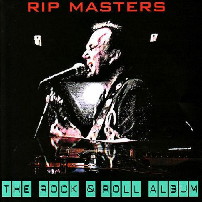 CD - Rip Masters - Rock and Roll Album