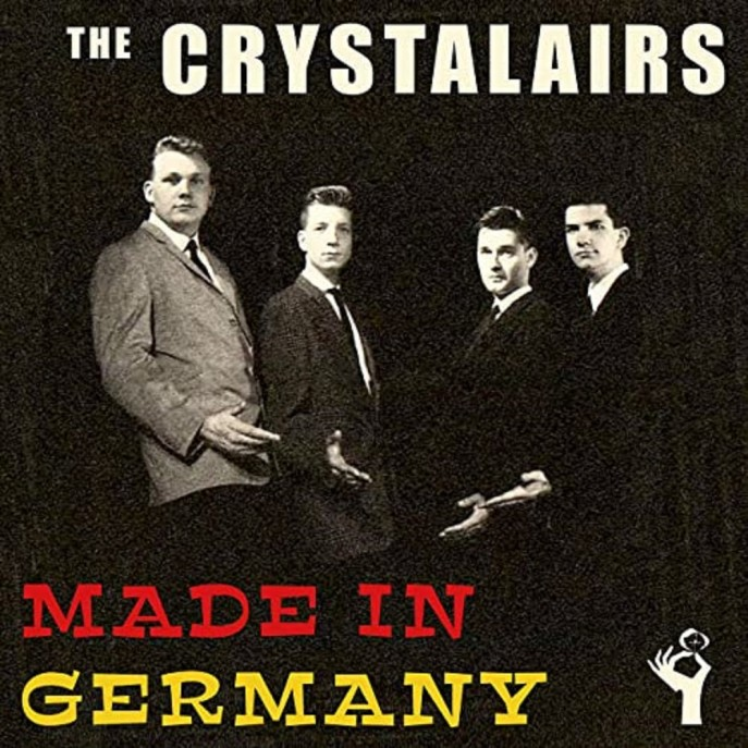 CD - Crystalairs - Made In Germany