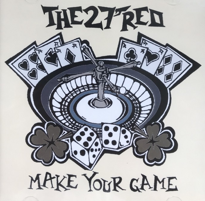 CD - 27 Red - Make Your Game