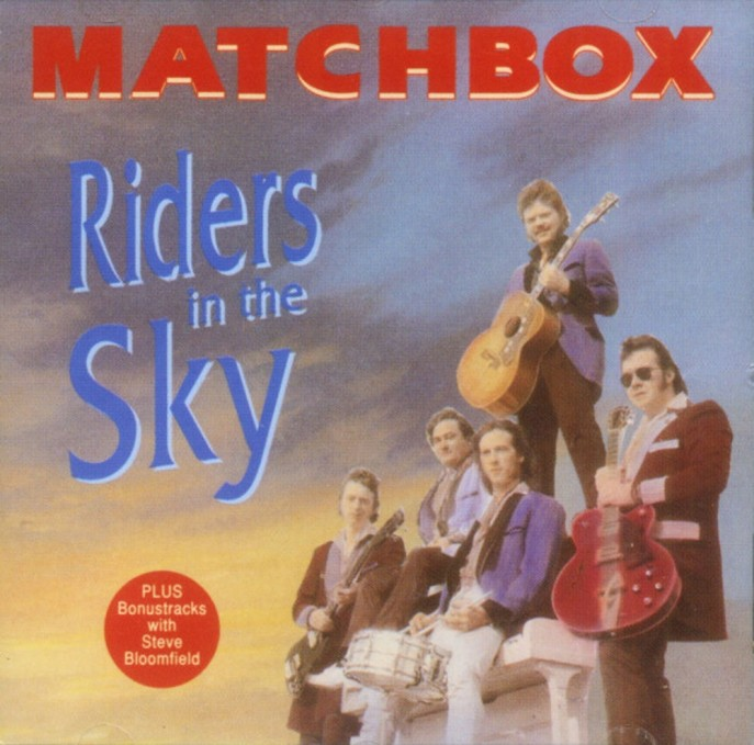 CD - Matchbox - Riders In The Sky