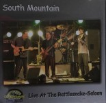 CD - South Mountain - Live at the Rattlesnake Saloon