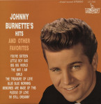 LP - Johnny Burnette - Sings Hits and other favourites