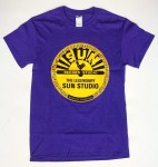 yykmT-Shirt - Sun Records, Lila