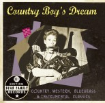 CD - VA - Country Boy's Dream