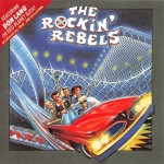 CD - rockin Rebels - self titled