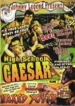 DVD - Johnny Legend Presents - Teenmania Vol. 3 - Naked Youth / High School Caesar