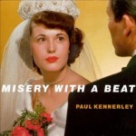 CD - Paul Kennerley - Misery With A Beat