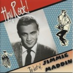 CD - Jimmie Maddin - Hey Rock - Best Of