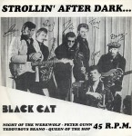 Single - Black Cat - Strollin After Dark