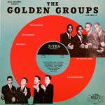LP - VA - The Golden Groups Vol. 13 - Best Of X-Trax