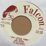 Single - Dee Clark - Oh Little Girl / 24 Boyfriends005
