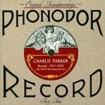 CD - Charlie Parker - Records 1944-1948