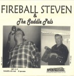 Single - Fireball Stevens & The Saddle Pals - Annie, Hot Rod Daddy Ride