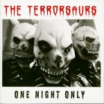 CD - Terrorsaurs - One Night Only
