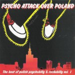 CD - VA - Psycho Attack Over Poland Vol.1