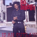 LP - Bo Diddley - Is An Outlaw
