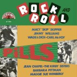 LP - VA - Rock And Roll Pills
