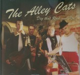CD - Alley Cats - Dig That Rock And Roll