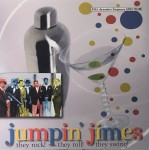 CD - Jumpin' Jimes - They Rock, They Roll, They Swing