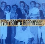 CD - VA - Everybody's Boppin' - Northwest Rockers Vol. 1